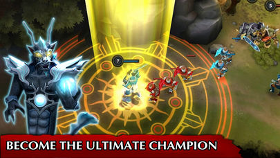 Download Legendary Heroes offline MOBA App on your Windows XP/7/8/10 and MAC PC